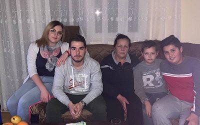 Предат новац породици Веселиновић