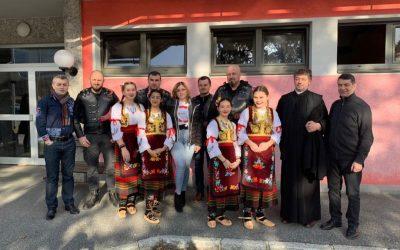 Данас смо посетили три православне цркве у Аустрији