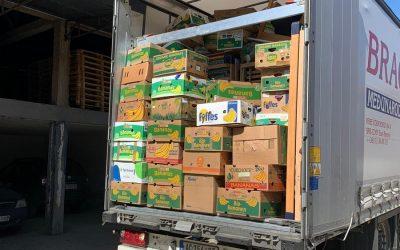 """Хуманитарна помоћ из Аустрије стигла у Лесковцу – """"Југ није сам"""""""