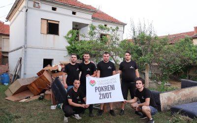 УСПЕЛИ СМО – Купљена кућа породици Станковић из Доње Слатине!