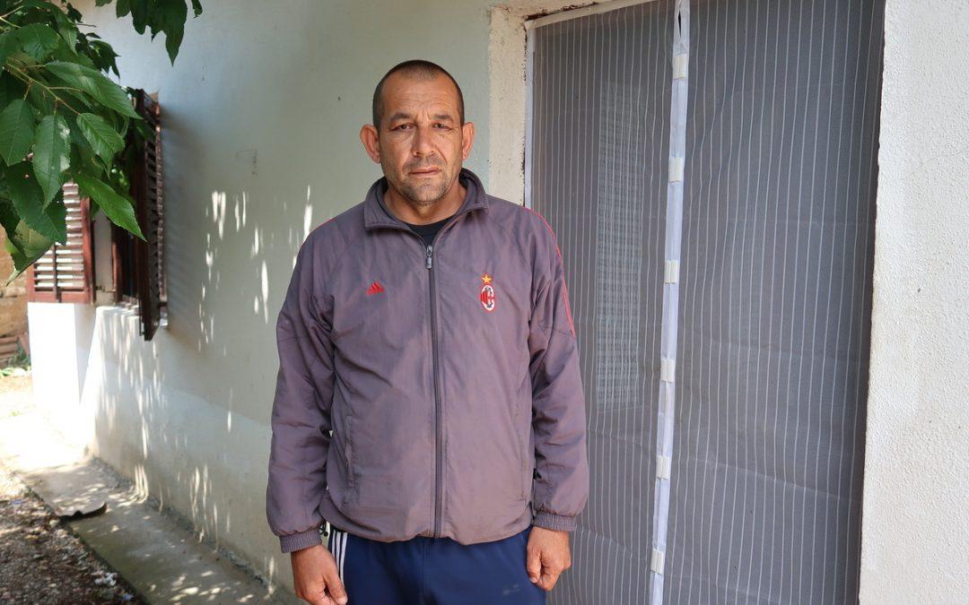 Томислав живи без воде, често му је кришка хлеба једини оброк