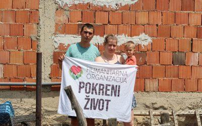 """""""Највећи проблем нам је влага и хладноћа."""" – у посети породици Петровић на Космету!"""