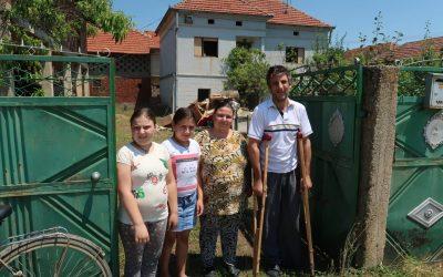 Uspešno kupljena kuća porodici Stanković