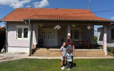Успешна акција за породицу Лазаревић