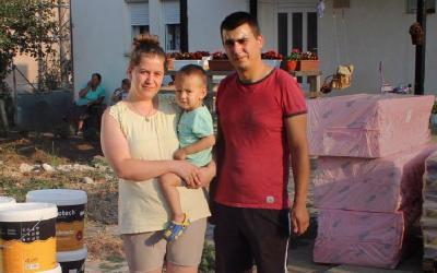 Uspešna akcija za porodicu Petrović